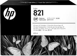 <b>HP</b> No. <b>821 Latex</b> Ink Optimizer Cartridge - 400ml - G0Y92A   Perfect ...