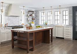 kitchen remodel alexandira small urban rustic the clients wanted to eliminate all upper cabinets the cornufe  range