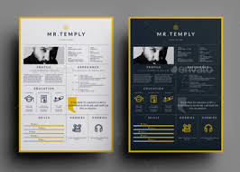 Free Creative Resumes Templates