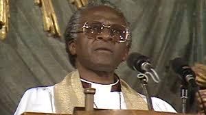 Desmond Tutu: Tal till Olof <b>Palme</b> | Öppet arkiv | oppetarkiv.se
