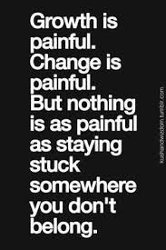 quotes // change on Pinterest | Change Is Hard, Change Is Good and ... via Relatably.com