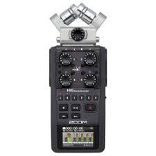 «<b>Zoom</b> H6» — Диктофоны и портативные рекордеры — купить ...