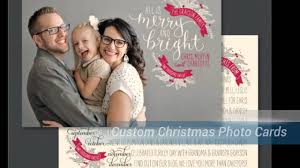 Create Custom Photo Cards - YouTube