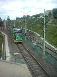 Tramway rapide de Poznań