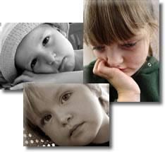 Resultado de imagen para niños con trastornos emocionales