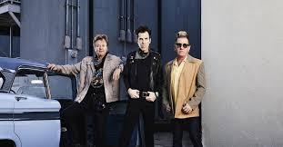 <b>Stray Cats</b> live album: Retro rockers regain their strut on reunion tour ...