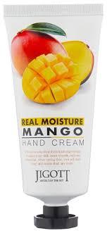 <b>Крем для рук Jigott</b> Real moisture с экстрактом манго — купить по ...