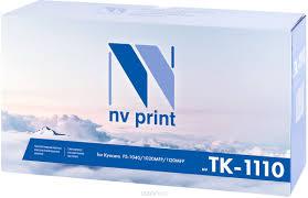 13 отзывов на Тонер-<b>картридж NV Print TK-1110</b>, черный, для ...