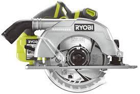 Аккумуляторная дисковая <b>пила Ryobi R18CS7-0</b> купить недорого ...