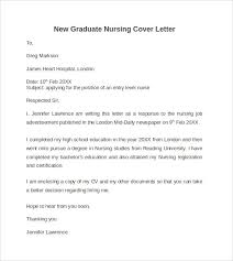 new grad nursing cover letter Success with New Grad Rn Cover Letter happytom co