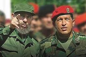 Resultado de imagen para Fidel Castro y Hugo Chavez