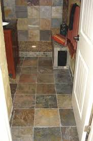 style kitchen slate floor craftsman indianapolis