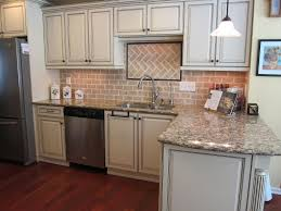 limestone tiles kitchen: traditional kitchen with flush limestone tile raised panel dixie clay colonial collection thin