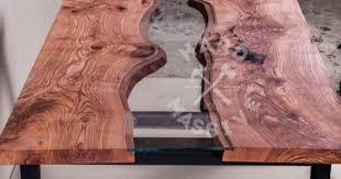 <b>Стол River</b> (Cтол река из стекла) - купить <b>стол</b> из слэбов горного ...