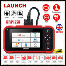 <b>LAUNCH X431 CRP123i OBD2</b> Scanner Diagnostic Tablet Code ...
