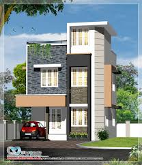 Low cost house plans   Kerala Model Home PlansContemporary