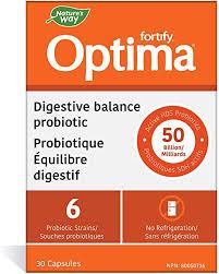 Nature's Way Primadophilus <b>Optima Probiotic</b> for <b>Adults</b>, 50 Billion ...