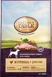 <b>Корм Nature's Table</b> купить по низким ценам в интернет-магазине ...