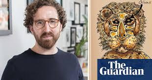 Great British Bake Off illustrator Tom Hovey's guilty secret: '<b>I don't eat</b> ...