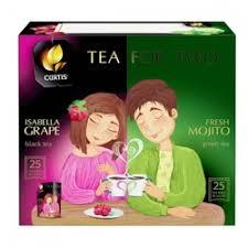 """«<b>Чай CURTIS</b> """"<b>Tea</b> for two"""" <b>ассорти</b>, 50 сашет» — Результаты ..."""
