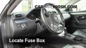 interior fuse box location 2009 2016 volkswagen cc 2009 interior fuse box location 2009 2016 volkswagen cc 2009 volkswagen cc luxury 2 0l 4 cyl turbo