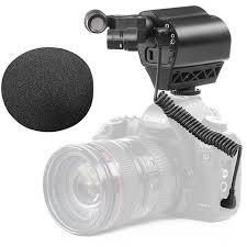 <b>Микрофон Saramonic Vmic Stereo</b> Condenser Microphone из ...