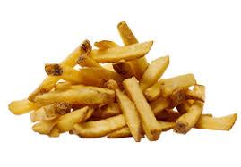 <b>Картофель фри</b> классический большой - BlackStarBurger