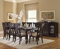 room simple dining sets: full size of dining room modern rectangle chocolate wood ceramic flower vase laminate top table