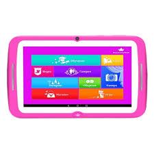 <b>Планшет TurboKids Princess</b> Wi-Fi 16 Гб, розовый — купить в ...