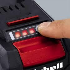 Аккумулятор + <b>зарядное устройство Einhell</b> PXC <b>18В</b> 4 Ач 4512042
