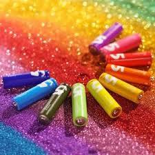 <b>Батарейки алкалиновые ZMI</b> ZI5 Rainbow AA