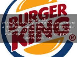 fast food cooks by iamall fast food cooks