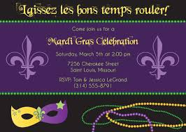 inspiring mardi gras and masquerade invitation cards themes emuroom other cards epic mardi gras party invitation