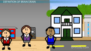 what is brain drain in economics definition causes effects what is brain drain in economics definition causes effects examples video lesson transcript com