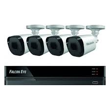 <b>Комплект видеонаблюдения Falcon eye</b> FE-2104MHD KIT SMART ...