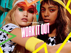 <b>M.A.C</b> представляет новую весеннюю коллекцию - Work It Out