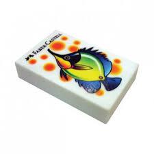 <b>Ластик</b> винил детский <b>Рыбки</b> 584648 <b>Faber</b>-<b>Castell</b> купить ...