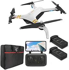 GPS Drone with 4K HD Camera 2-Axis Gimbal, JJRC ... - Amazon.com