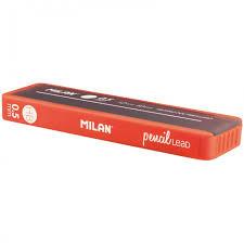 <b>Milan Грифели</b> для механических карандашей 0.5 мм HB софттач