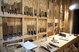 japanese carpentry workshop building japanese furniture
