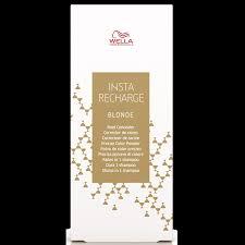 Insta recharge : <b>Консилер</b> для волос блонд INSTA RECHARGE
