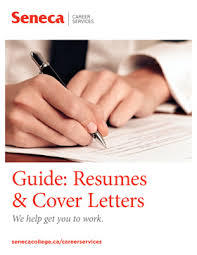 build your resume   seneca   toronto  canadawe    re here to help you