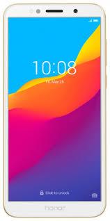 Мобильный <b>телефон Honor 7S 16Gb</b> gold DRA-LX5 - купить во ...