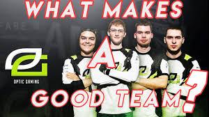 what makes a good team what makes a good team