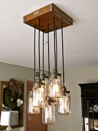 mason jar ceiling fixture these have become the next big thing whats really great about this piece is the dark rustic wood canopy with metal detailing austin mason jar pendant lamp diy