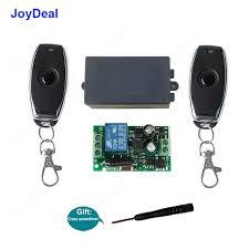 Online Shop 433 MHz Wireless RF Remote Control Switch <b>AC 220V</b> ...