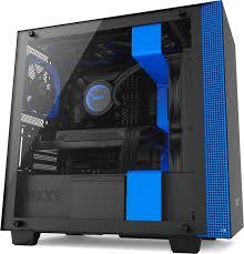 Купить <b>Корпус NZXT</b> H400, <b>mini</b>-<b>ITX</b>, <b>Mini-Tower</b>, 2xUSB 3.0 ...