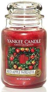 """<b>Свеча</b> ароматизированная Yankee Candle """"Венок из из красных ..."""