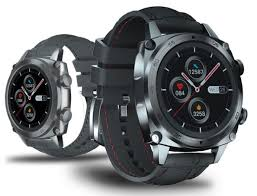 <b>Cubot C3</b>: New <b>smartwatch</b> with a rugged design and a double ...