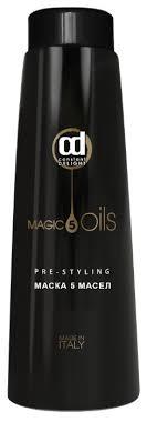 <b>Constant Delight</b> 5 MAGIC OILS <b>Маска для</b> всех типов волос ...